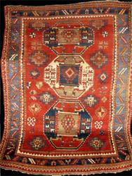 Tappeto caucasico Kazak