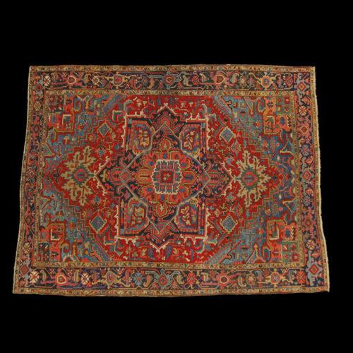 tappeto persiano antico HERIZ~SERAPI - Carpetbroker