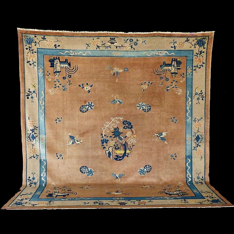 tappeto cinese antico PECHINO - Carpetbroker