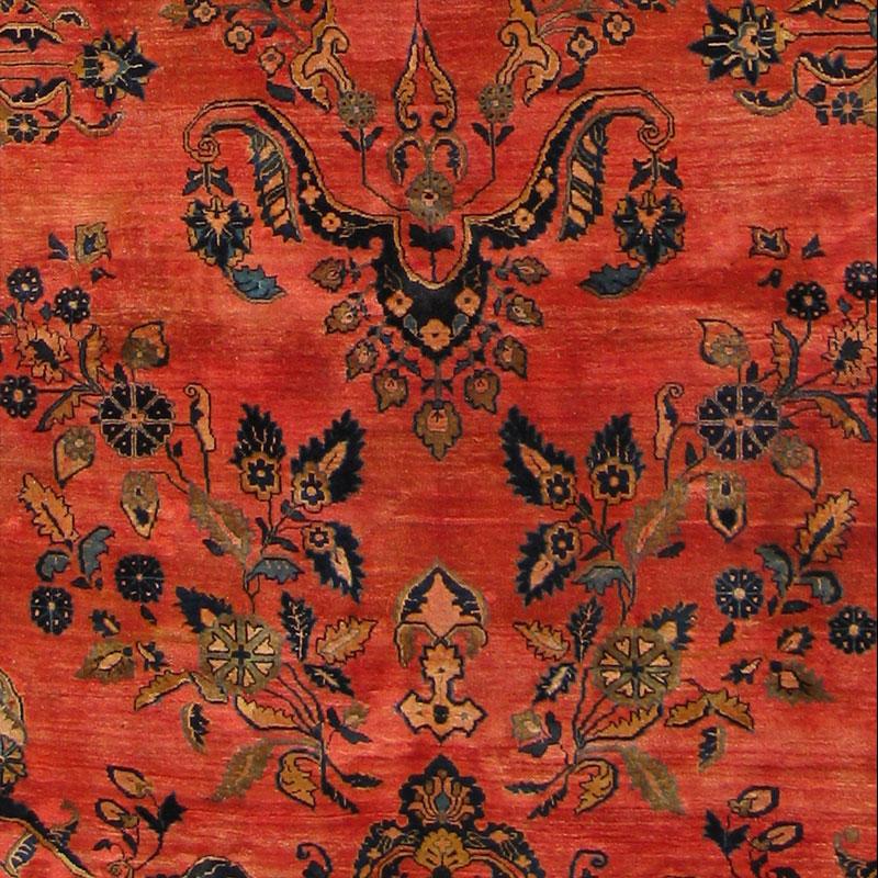tappeto-persiano-Saruk-antico-Sarouk - Carpetbroker