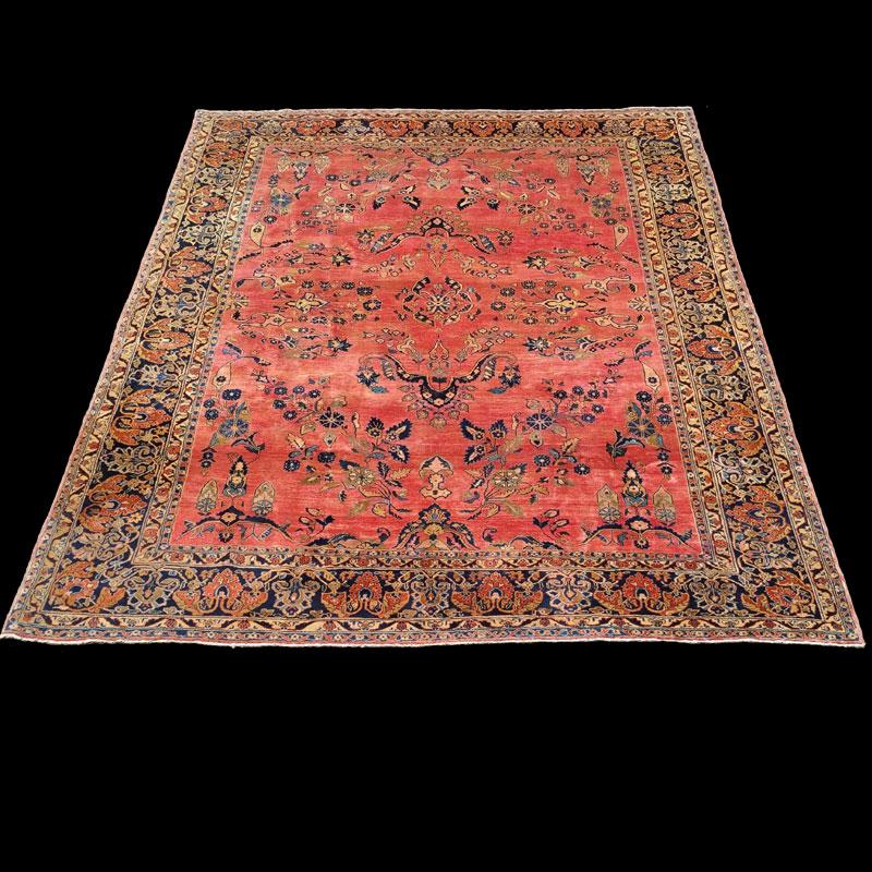 tappeto persiano antico SARUK - Carpetbroker