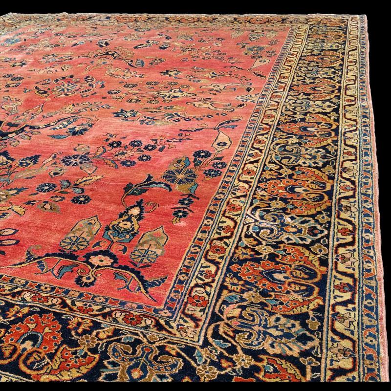 tappeto-persiano-saruk-antico-Sarouk-antico - Carpetbroker