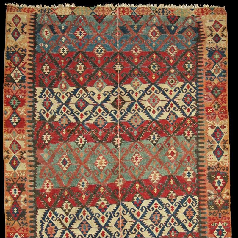 kilim-turco-anatolico-konya-antico - Carpetbroker