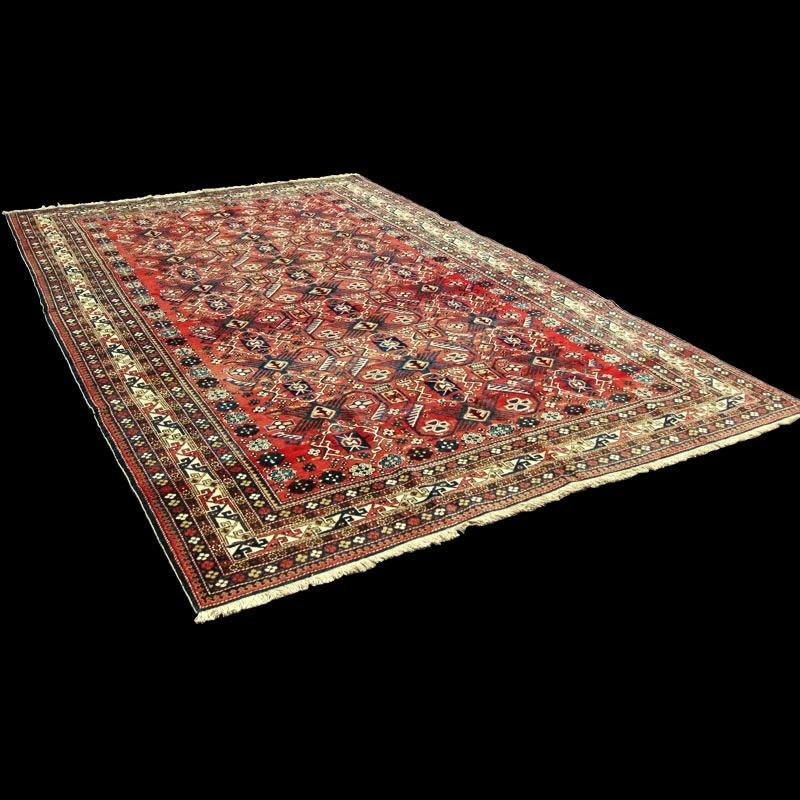 tappeto persiano antico AZERBAIJAN - Carpetbroker