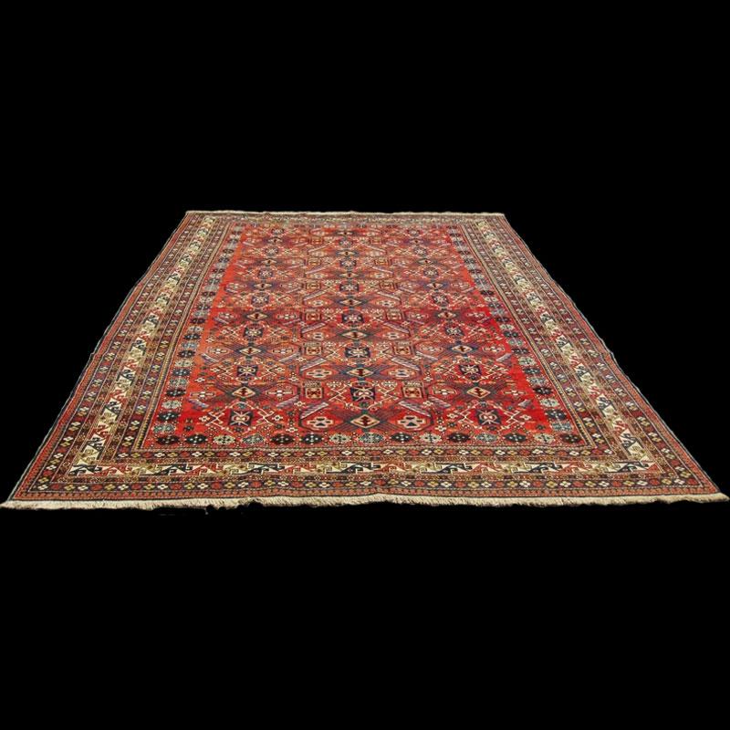 tappeto-persiano-azero-antico-azerbaijan - Carpetbroker