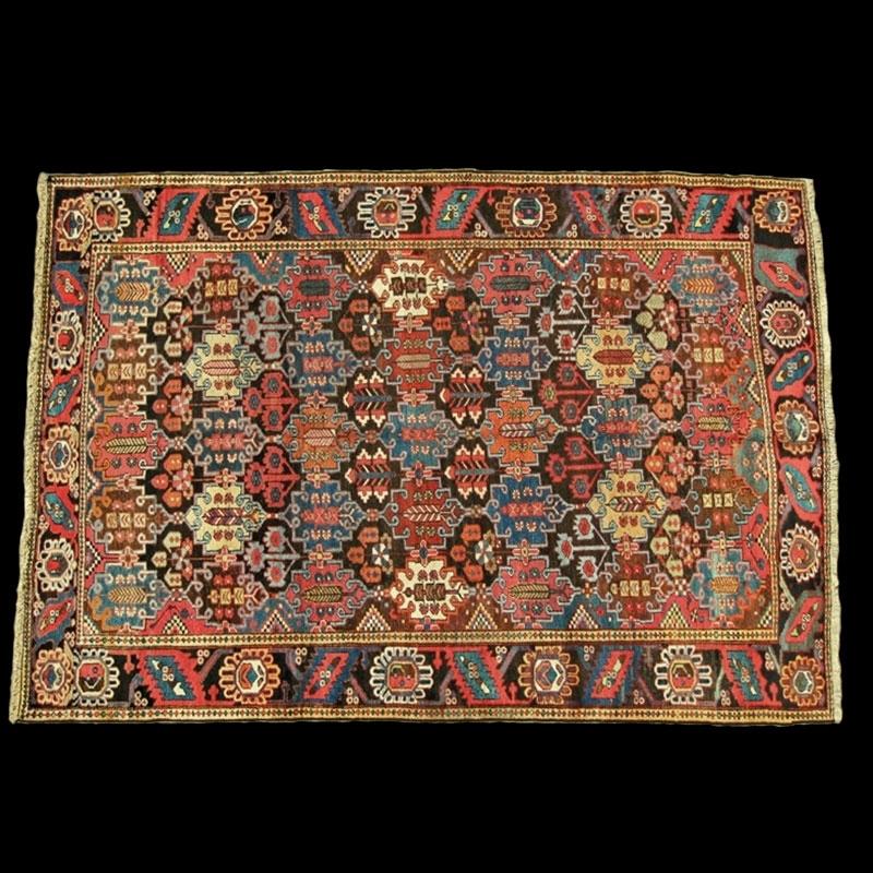 Tappeto persiano antico bakhtiari carpetbroker - Tappeti persiani antichi ...