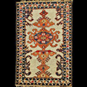 tappeto  caucasico  antico  shirvan  KUBA- GYMYL