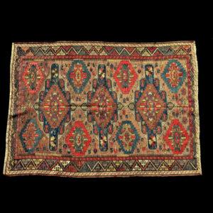 tappeto caucasico antico SUMAK 1