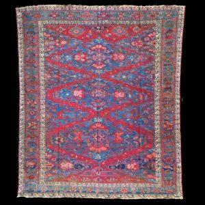 tappeto caucasico antico SUMAK SEIKUR