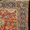 antico tappeto persiano Zigler Ziegler Mahal Sultanabad