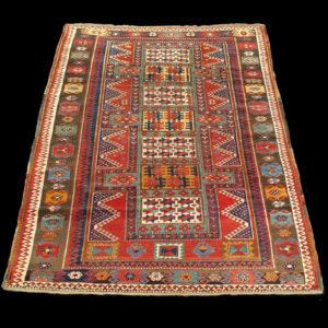 tappeto caucasico antico  KAZAK 7