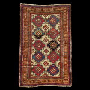 tappeto   caucasico   antico      KAZAK 5