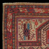 preghiera caucasica antica tappeto Shirvan Daghestan