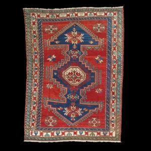 tappeto caucasico antico  KAZAK 3