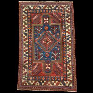 tappeto caucasico antico KAZAK 2