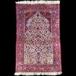tappeto-persiano-antico-kashan-in-seta-a-preghiera