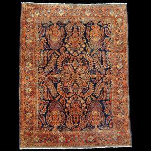 tappeto persiano antico SARUK MOHAJERAN 2
