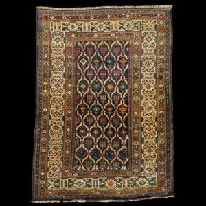 tappeto caucasico antico shirvan  KUBA