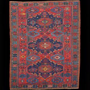 tappeto caucasico antico            SUMAK 2
