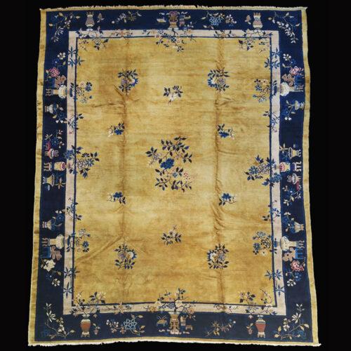 antico-tappeto-cinese-di-Pechino