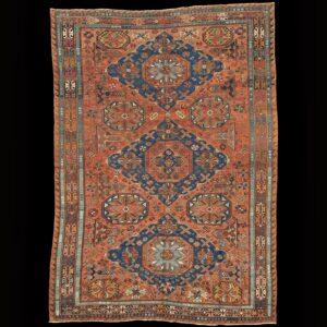tappeto caucasico antico SUMAK 5