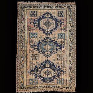 tappeto caucasico antico SUMAK 4